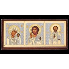 Триптих православный